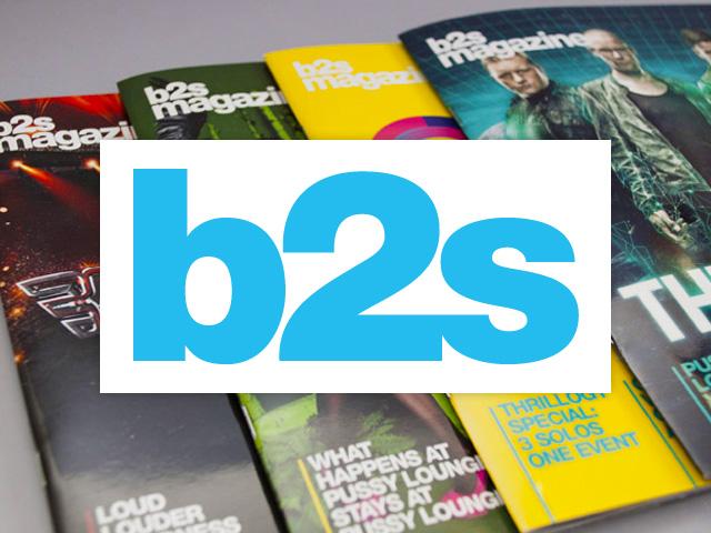 b2s magazine